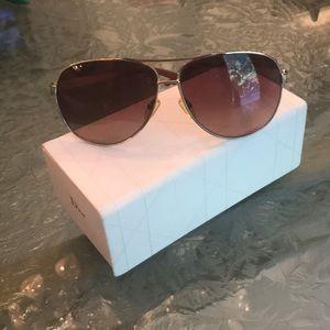 Dior aviator sunglasses